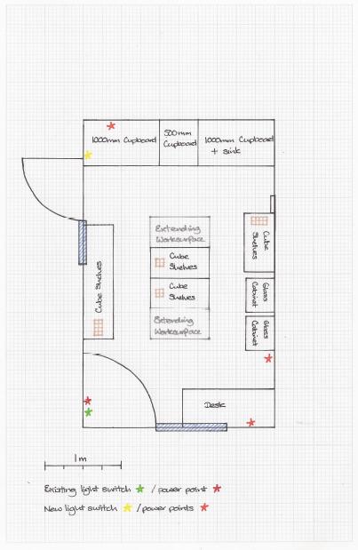Final Studio Plan