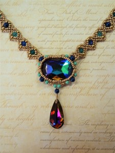Annabelle's Jewel Necklace Cover Pic